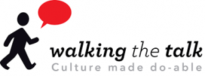 Walking the Talk | Culture Transformation Consultancy